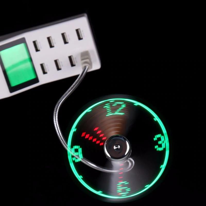 מאורר שעון USB
